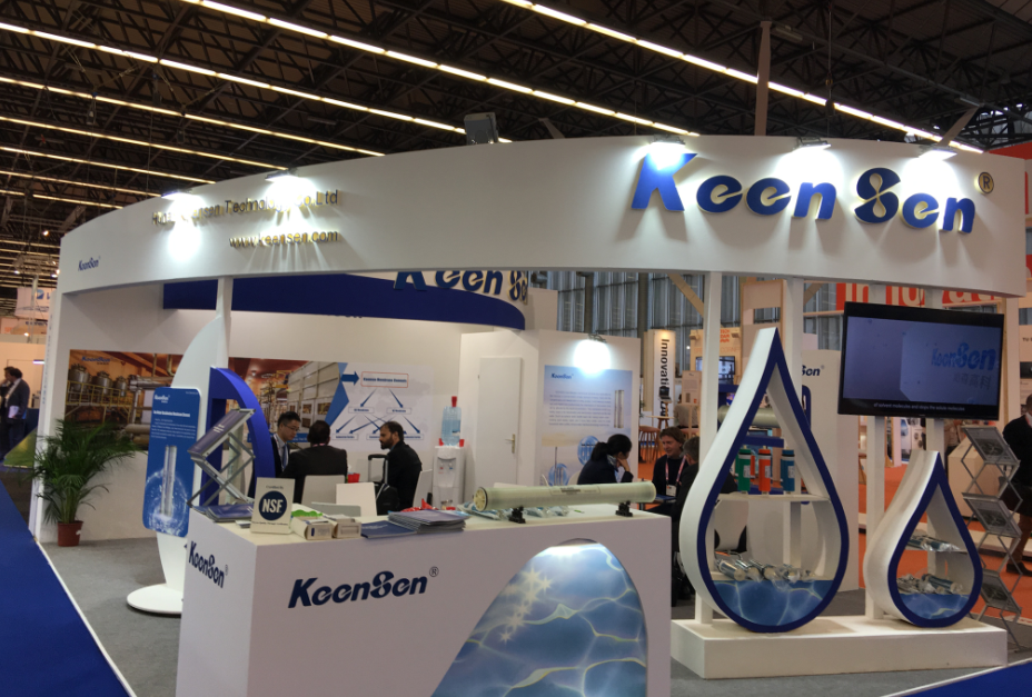 exhibition picture --AQUATECH AMSTERDAM 5