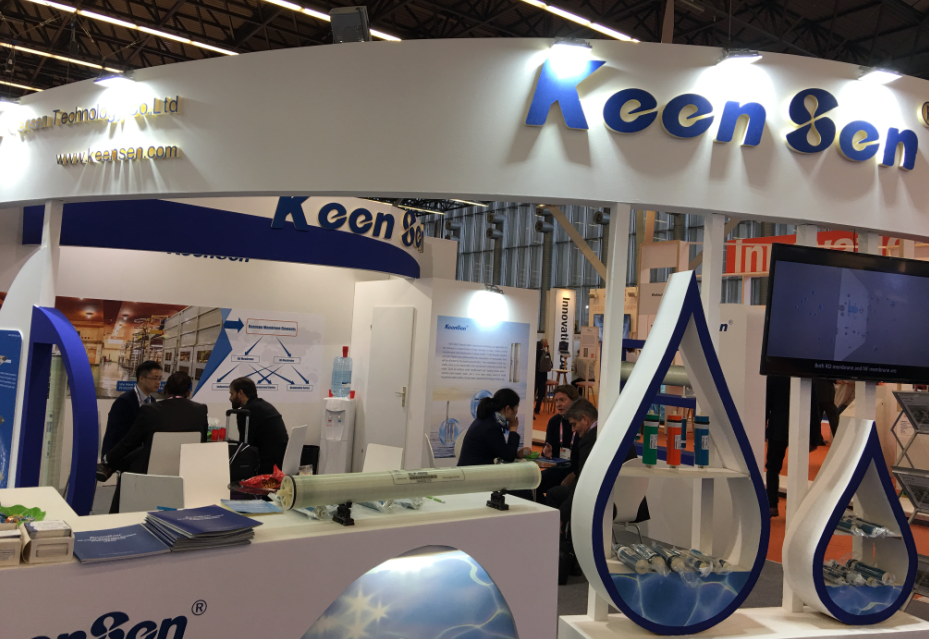 exhibition picture --AQUATECH AMSTERDAM 8