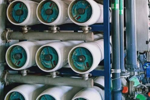 Boiler feedwater for petroleum industry in Pakistan