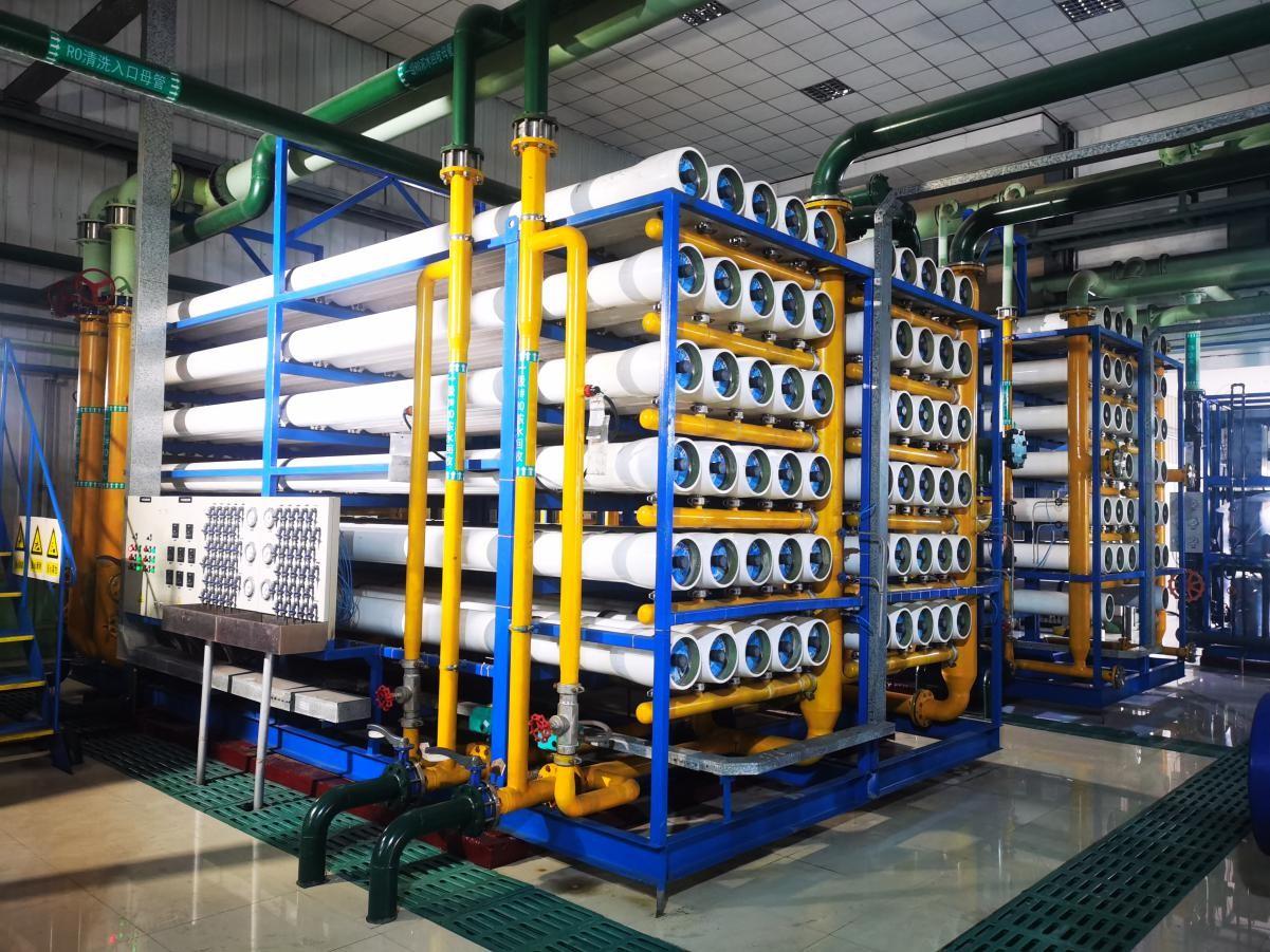 """Keensen """"BW-8040"""" Applied in Power Industry"""