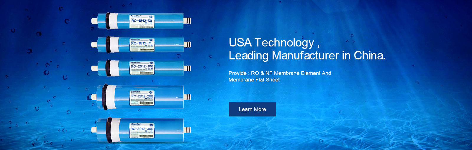 USA Technology, Leading Manufacturer in China.