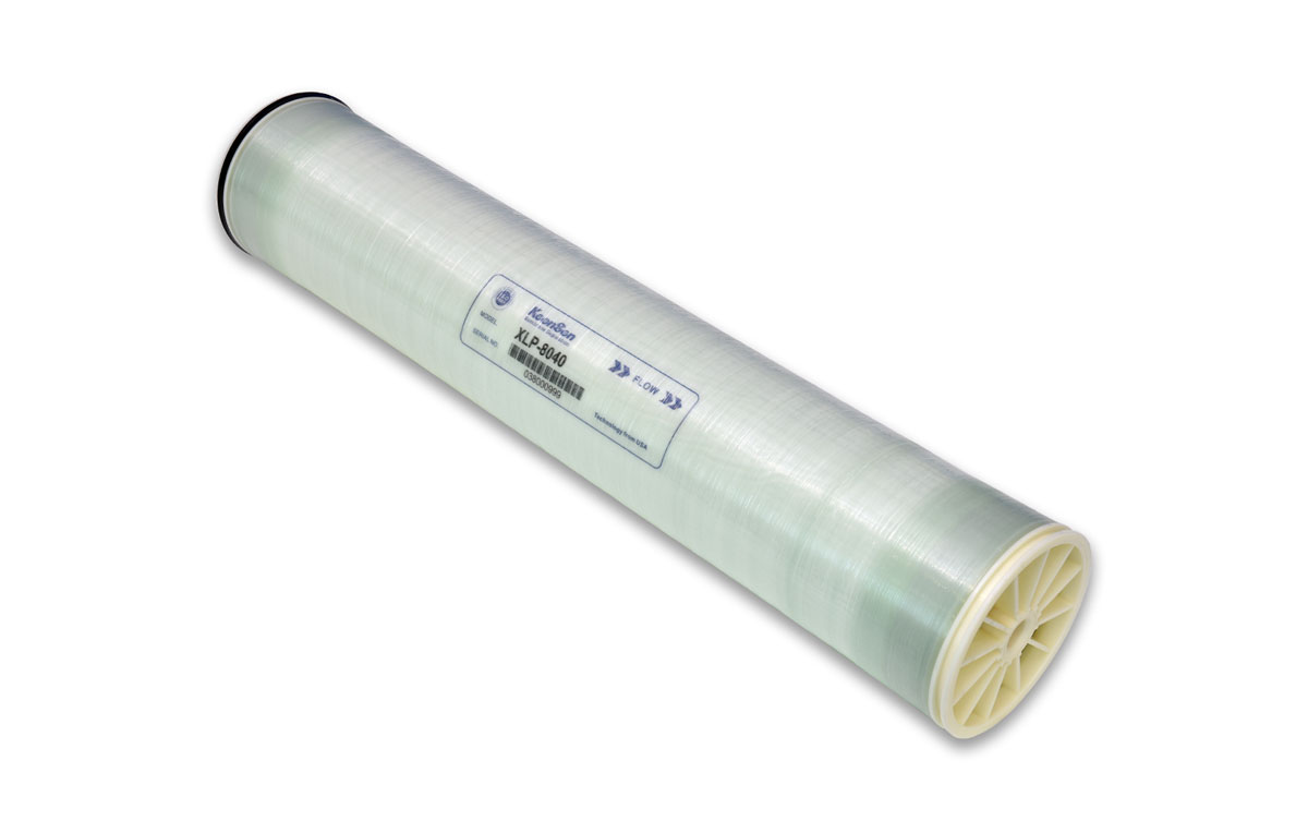 Extreme Low Pressure RO Membrane Element XLP-8040